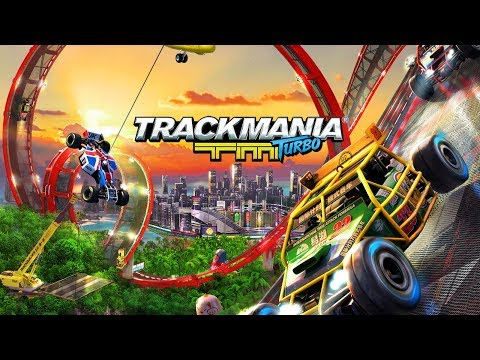 PS PLUS Free Game APRIL #2 - Trackmania Turbo LIVE PS4 Broadcasting