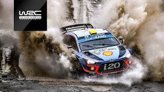 WRC - Dayinsure Wales Rally GB 2018: Highlights Stages 10-14