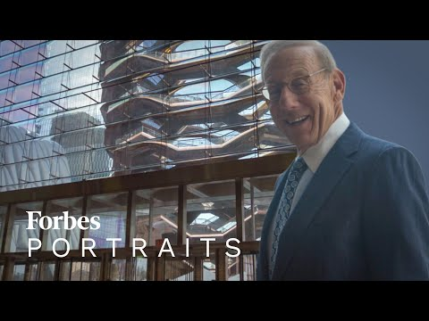 Meet Stephen Ross, The Billionaire Behind NYC's Hudson Yards Project | Forbes