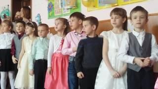 Праздник весны 1 В класс школа 29 Симферополь