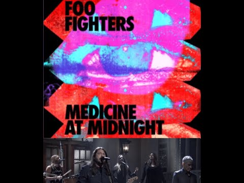 "Foo Fighters debut new song ""Shame Shame"" off new album ""Medicine At Midnight"" + SNL"