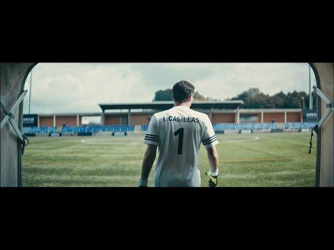"Iker Casillas - Impetus ""HéroesTerrenales"""