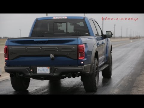 2017 Raptor Part 2: 0-60 mph & 1/4 Mile Acceleration Testing