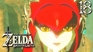 Zelda Breath of the Wild #18 : L'AMOUR D'UNE PRODIGE !