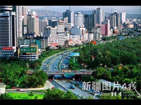 Beautiful Urumqi