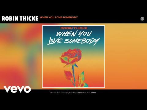 Long John - Listen: New Robin Thicke 'When You Love Somebody'