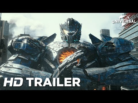 Pacific Rim Uprising Trailer 2 (Universal Pictures) HD streaming vf
