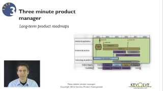3 Minute Product Manager: Long-term Product Roadmaps