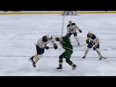 Ristolainen gets five and a game for late hit on Koivu