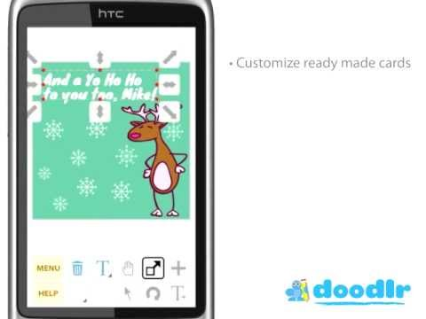 Doodlr Free Greeting Cards Android Apps on Google Play – Send Free Birthday Card to Cell Phone
