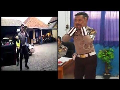Full Polisi Lucu Joged Sambalado Heboh Mp3