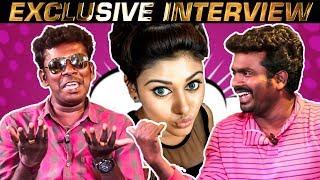 Oviya Kiss Kudukran nu Emathitanga.. | Raamar  Tiger Thangadurai fun interview | US 175