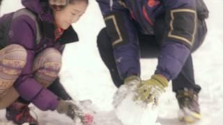 네파 다운재킷 영상! 따뜻한 겨울이야기