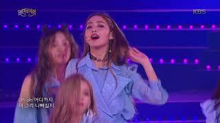 열린음악회 - (여자)아이들 - LATATA .20180708