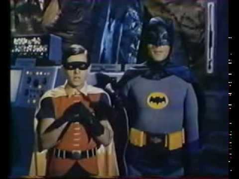 BATMAN- Le Film (1966) Bande annonce Française