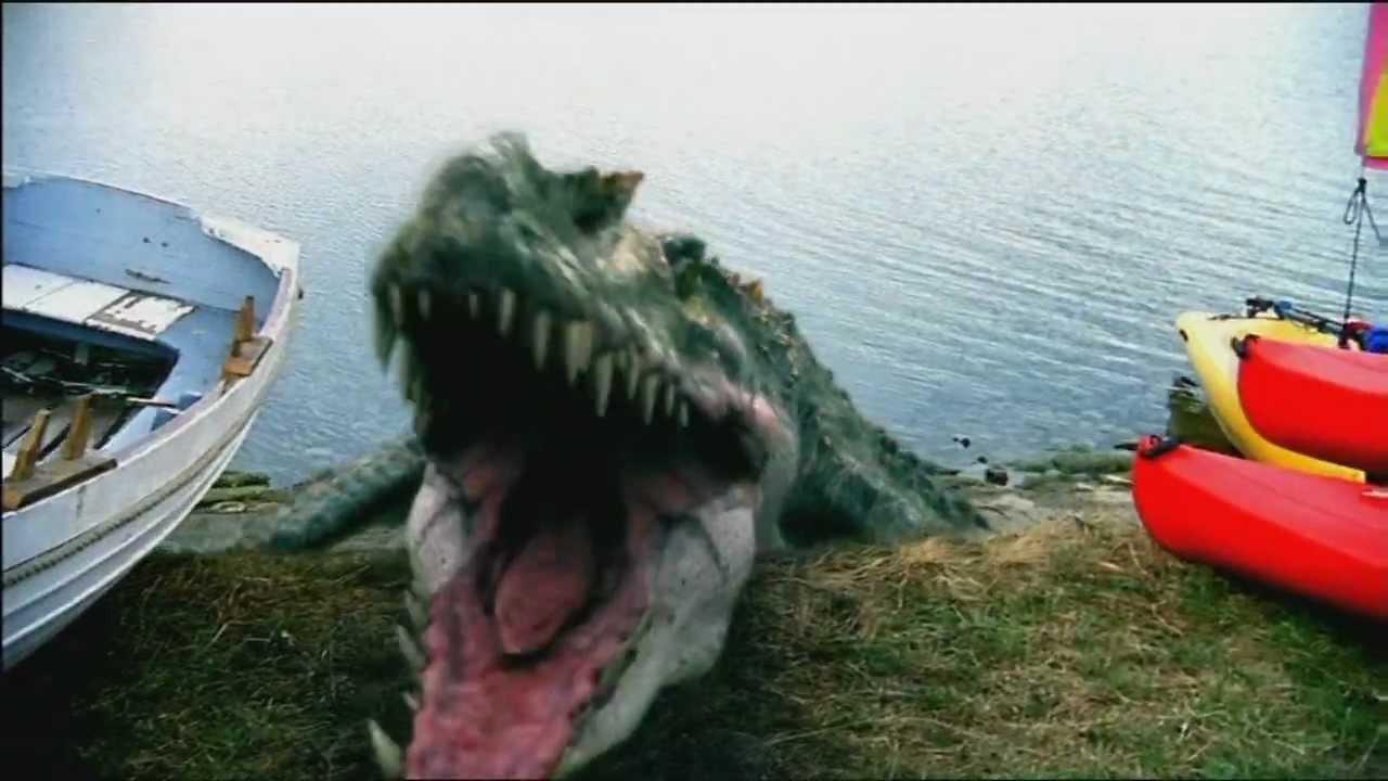 Primeval Mosasaurus Attack Doovi