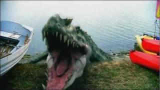 Primeval - Mosasaurus Attack!!