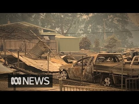 Family Film Their Return To Bushfire-burned Conjola Park | ABC News