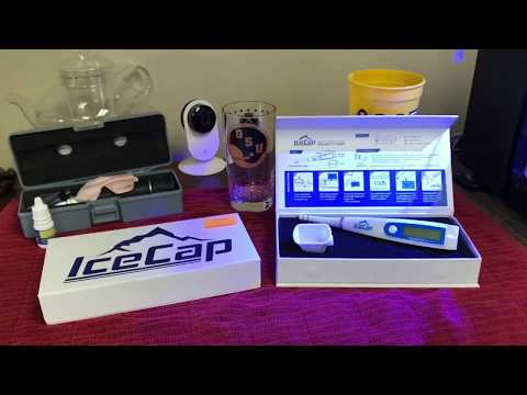 IceCap Digital Salinity Tester Review