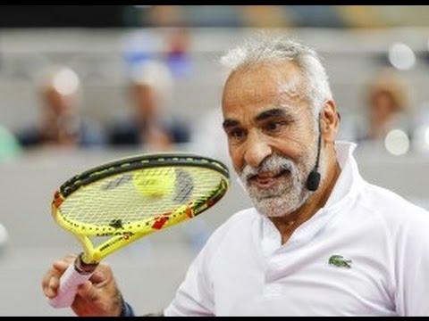 Bahrami - in 't Veld vs Haarhuis - Safin | AFAS Tennis Classics 2015