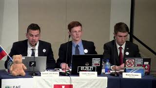 2017-18 IPPF Final Debate: First Speeches (Video 2)