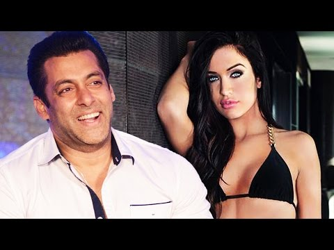 Miss World Lucinda Nicholas WANTS To Work With Salman Khan
