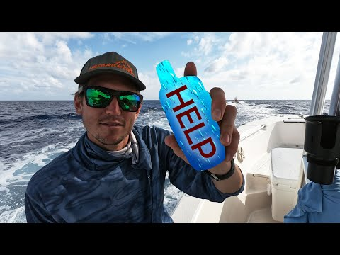 Stranded 60 Miles Offshore Spearfishing - MUST HAVE SAFETY EQUIPMENT