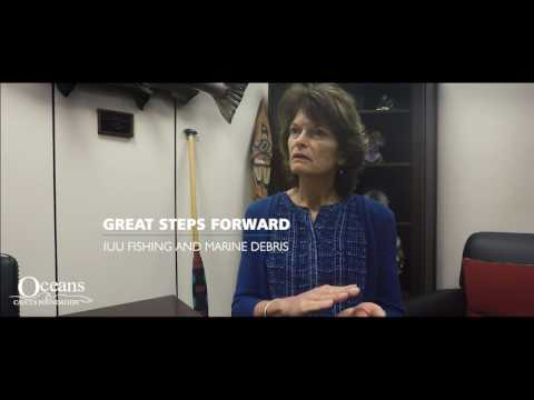 Senator Lisa Murkowski - Oceans Caucus Co-Chair