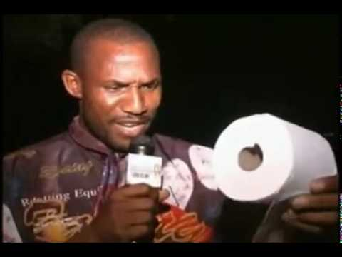 funniest news anchor in grenada