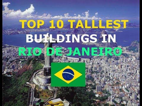 TOP 10 TALLEST BUILDINGS IN RIO DE JANEIRO
