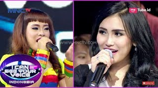 AYU TING TING Terkesima dengar suara KATY PERRY- I Can See Your Voice Indonesia