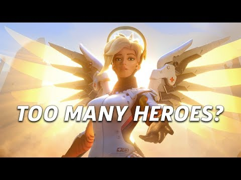 Does Overwatch Have Too Many Heroes?