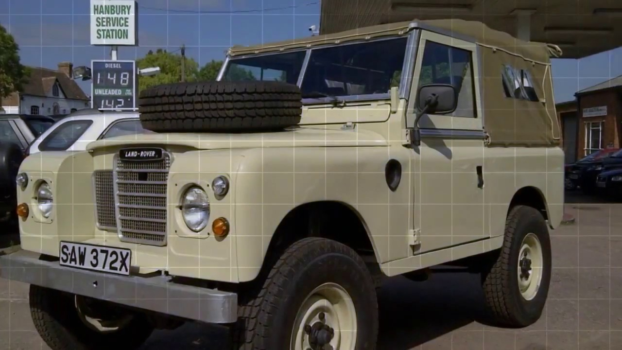 1982 land rover series 3 restoration - youtube