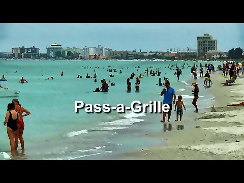 Pass-a-Grille Travel Guide -  Pass-a-Grille FL