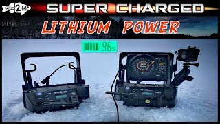 MarCum Lithium Shuttle Review - Ice Fishing