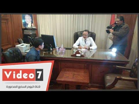 اليوم السابع :أصغر مدمن هيروين بمصر: ربطوني بالجنازير لانقاذي والمخدرات نهايتها وحشه