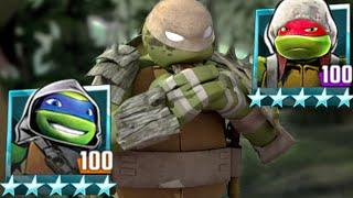 Vision Quest & Nick Teams - Teenage Mutant Ninja Turtles Legends
