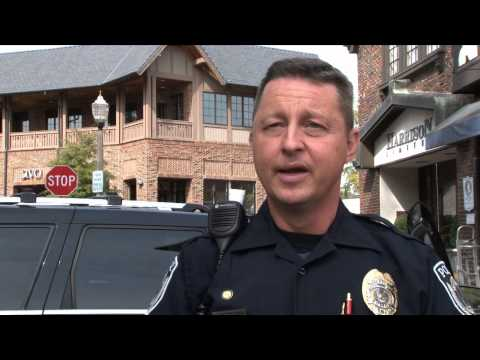 New Business Police Officer Assigned to Mountain Brook