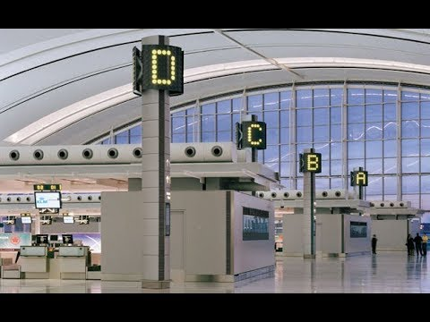 Toronto Pearson International Airport Terminal 1 E Gates