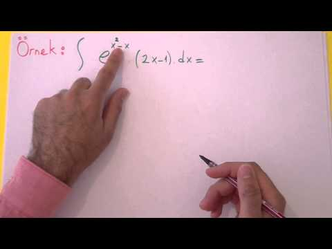 İntegral 3 Şenol Hoca Matematik