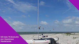Mit dem Kastenwagen ans Ijsselmeer   Workum und Hindeloopen 4k video