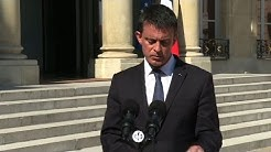 French PM condemns 'cowardly and inhumane terrorist attack'