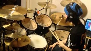 Tenacious D - Beelzeboss (The Final Showdown)   Drum Cover/Improvisation