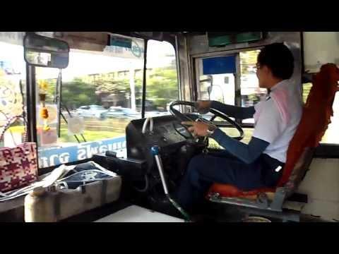 Bangkok Bus #25