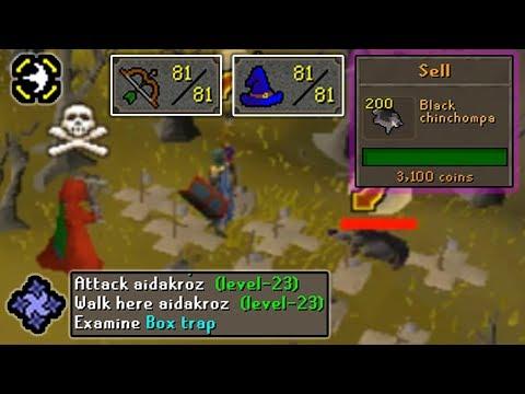 99 Hunter Bots Cant Escape This OP Account Build