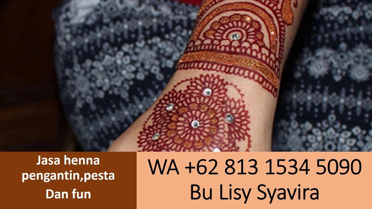 Henna Untuk Pernikahan 2018 Harga Murah Kualitas Terjamin Youtube