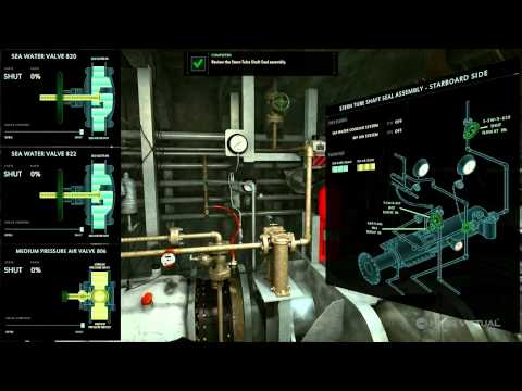Mass Virtual - Virtual Ship Demonstration
