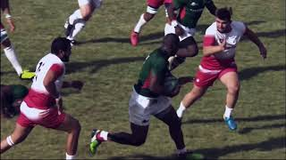 RUGBY AFRICA GOLD CUP FIXTURE
