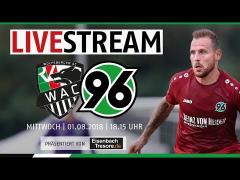 RE-LIVE: Wolfsberger AC vs. Hannover 96