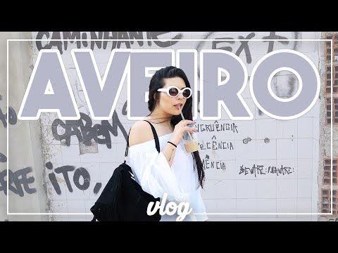 UMA SEMANA EM AVEIRO   Vlog Semanal #4   Catarina Filipe